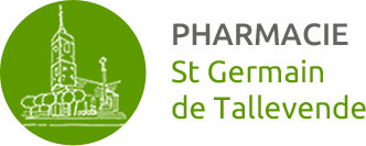 Pharmacie de Saint Germain de Tallevende